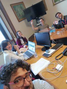 redazione bloglab_foto di gruppo