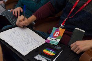 ragazzi delle redazioni di bloglab